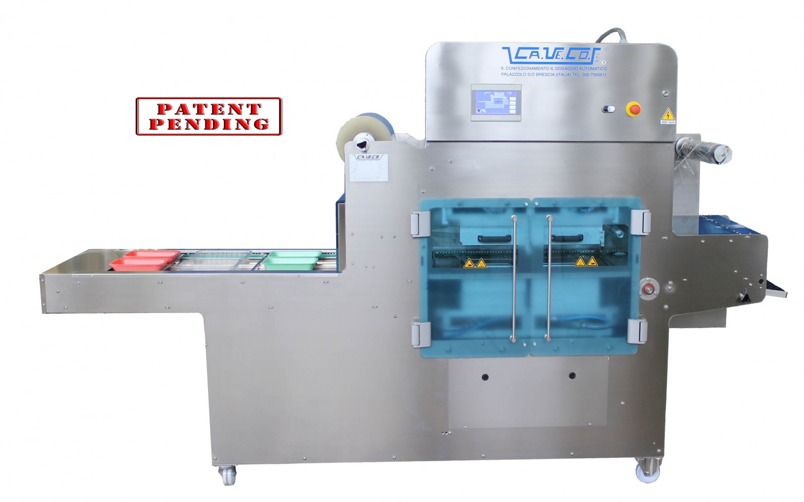 <h1>Automatic Tray Sealer</h1>